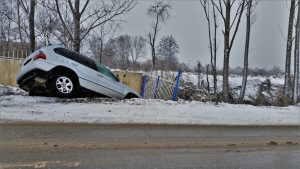 If you got run off the road by another driver, you need a Monroe NC car accident lawyer.